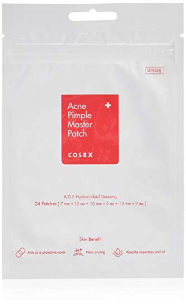 Cosrx Acne Pimple Master Patch, 24 Count, Pack of 4