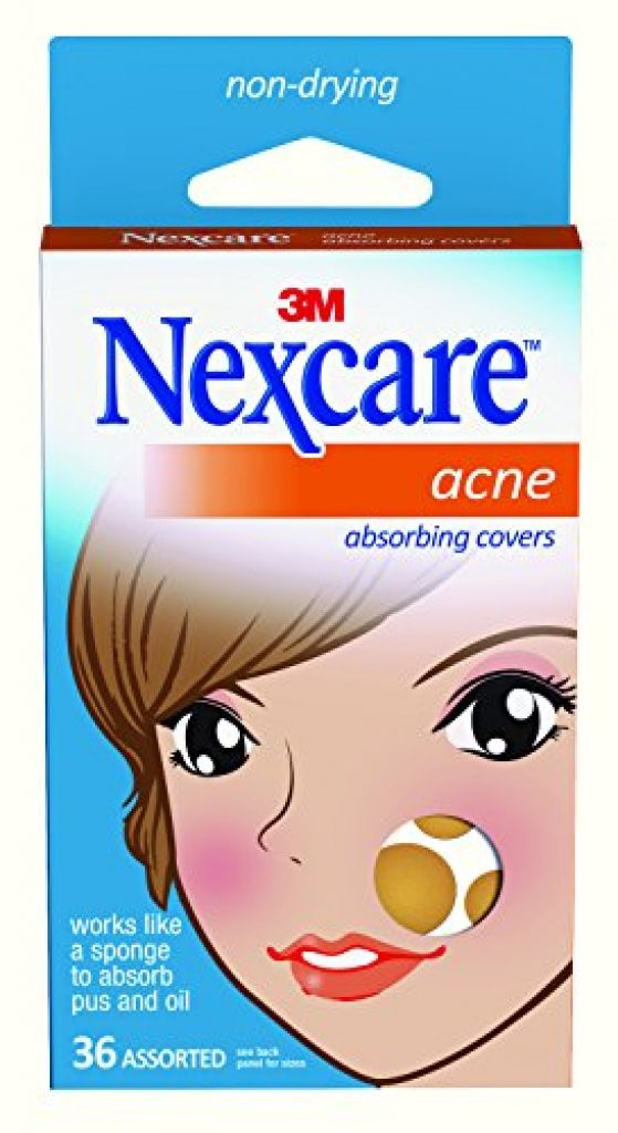 Nexcare Acne Cover, Best Seller, Helps Blemishes Clear