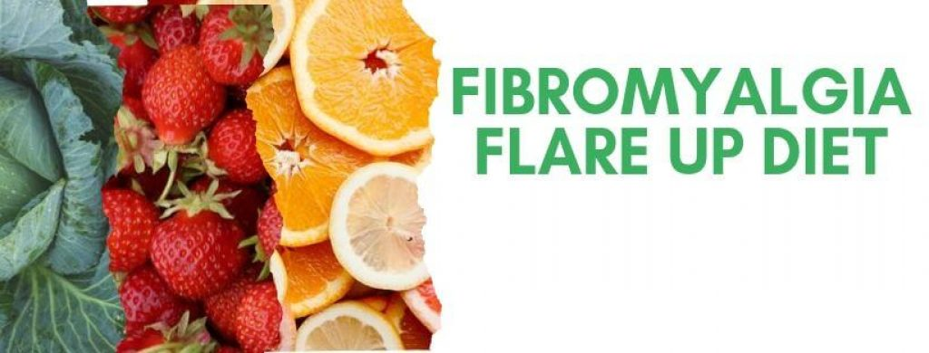 fibromyalgia flare up diet