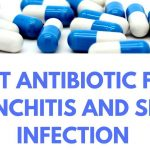best antibiotic for bronchitis and sinus infection
