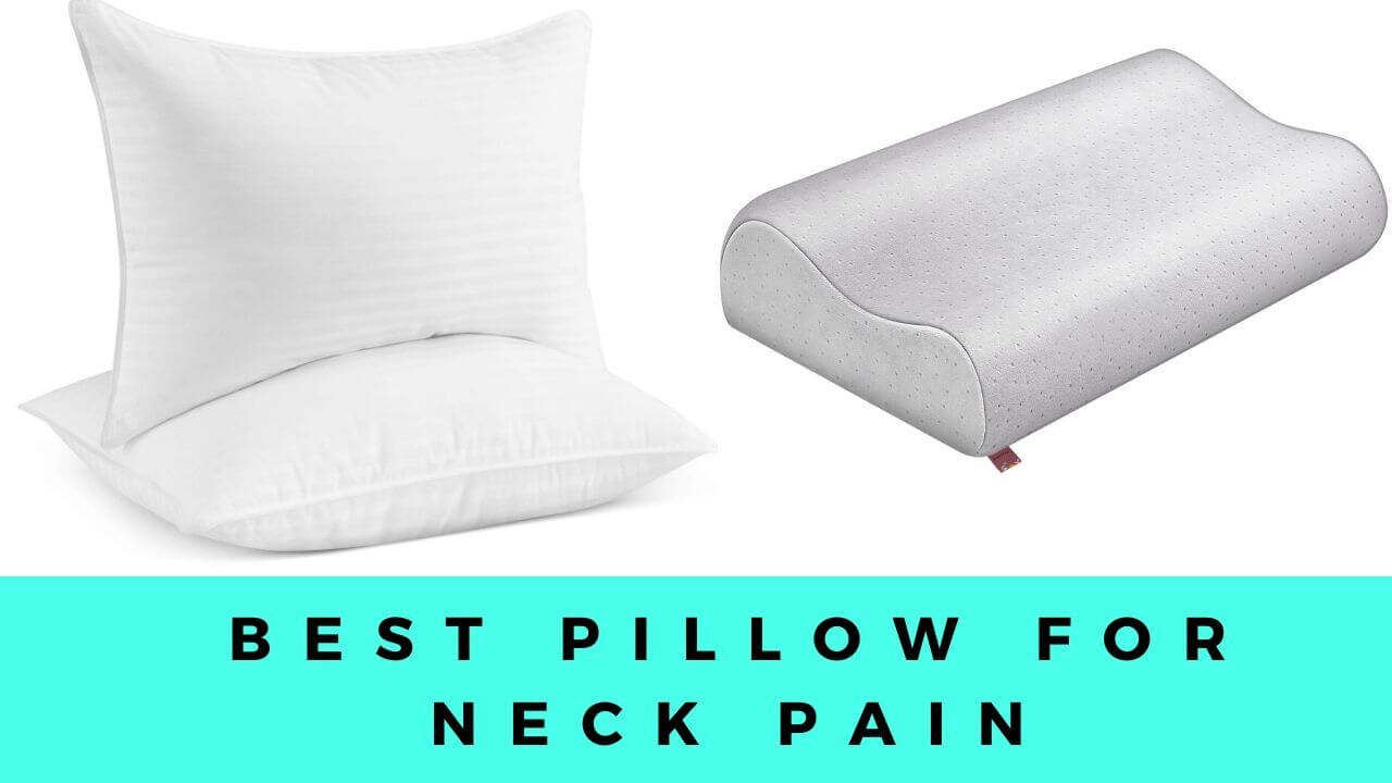 The best pillow for neck pain in 2020