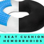 Best seat cushion for hemorrhoids