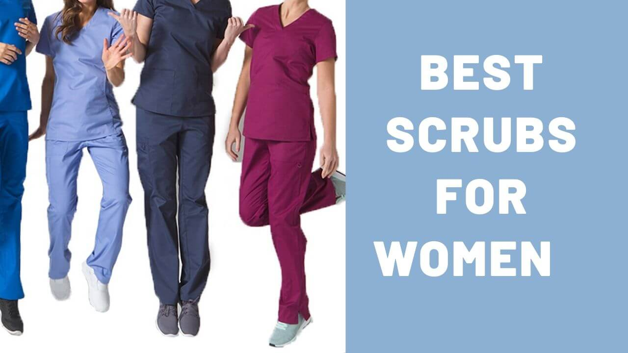 Best Scrubs for Women-medical scrubs