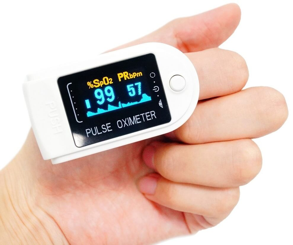 pulse oximetry readings can be affected by