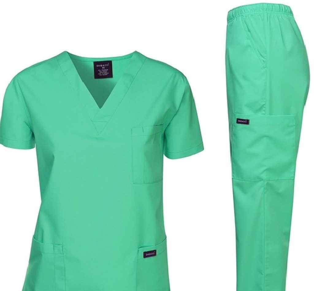 Dagacci-Scrubs-medical-scrubs-best-scrubs-for-women-best scrubs-for-doctors
