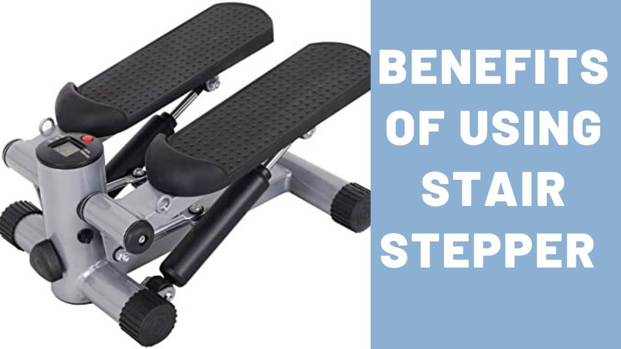 stair stepper benefits-stair climber