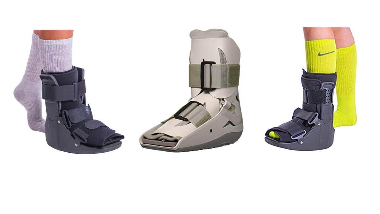 Plantar-Fasciitis-Walking-Boot-walking-cast-boot